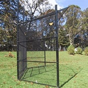 Commercial Vinyl Coated Chain Link Fence